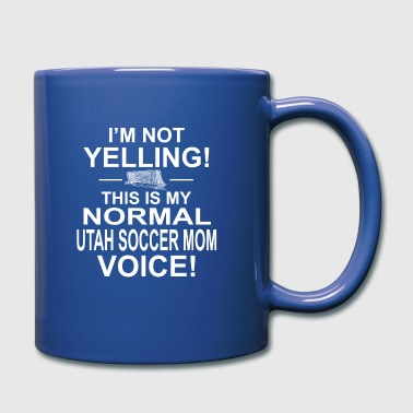 Yell Not yelling - Full Colour Mug
