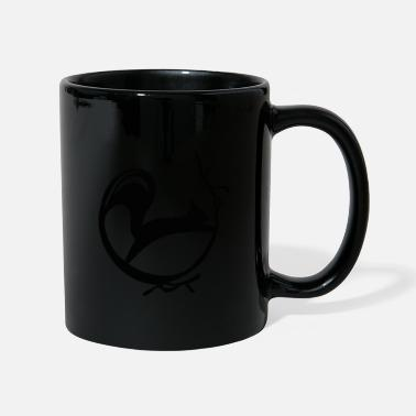 Forest Dweller Squirrel Squirrel Coffee Edge black - Mug