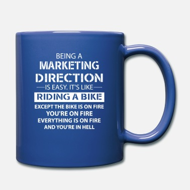 Director Being A Marketing Director... - Mug