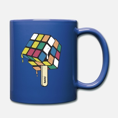 Rubik's Cube Ice Lolly - Taza