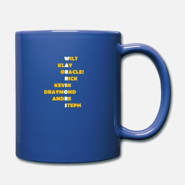 State Golden state warriors greatest legends - Mug