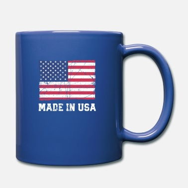Usa USA Flagge / Made in USA - Mok
