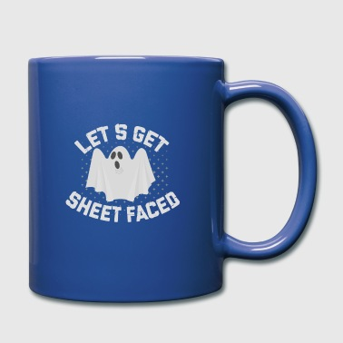 Ghost Ghost Ghost - Full Colour Mug
