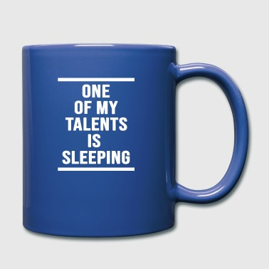 one of my talents - Tasse einfarbig