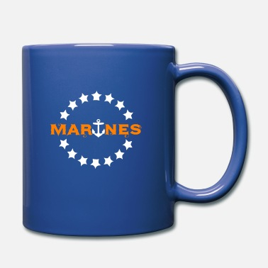 Marine Marines - Full Colour Mug