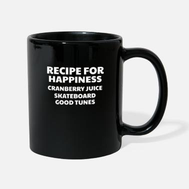 Good Ch Cranberry Vibes & Tunes Recipe for Happiness - Mug