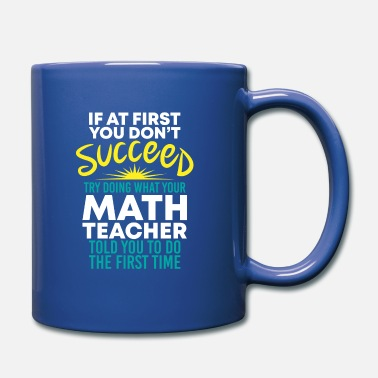 First If At First You Dont Succeed Gift - Mug