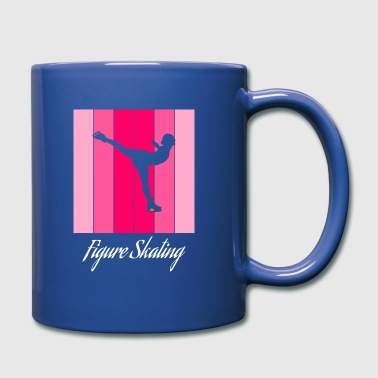 Figure skater! - Full Colour Mug