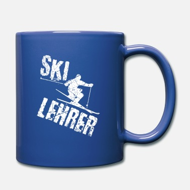 Ski Instructor Ski instructor Apre Ski - Full Colour Mug