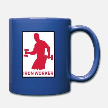 Iron Worker II - FITNESS - Tasse