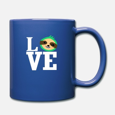 Animal Love Love love sloth animal love animal-loving animal lover - Mug