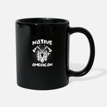 American Indian Native American Indian Native American Indian - Mug