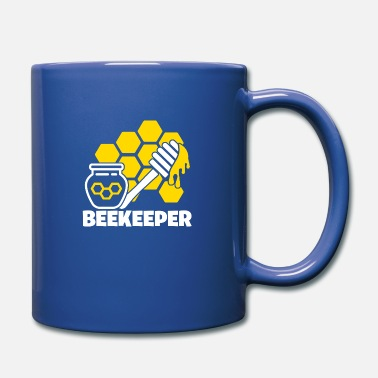 Honey Bee Honey bee bees bee beekeeper honey - Mug