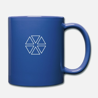 Triangle Triangles Triangles Thick !!! - Mug