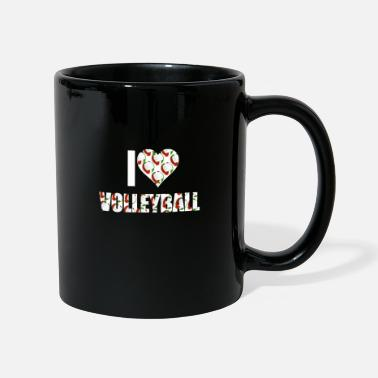 I Love Volleyball I love volleyball - Mug