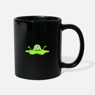 Slimy Slimy monsters - Mug