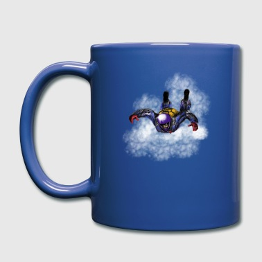 skydiving - Tazza monocolore