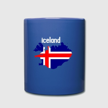 Iceland - Full Colour Mug