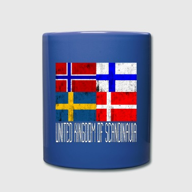 Scandinavia United - Taza de un color