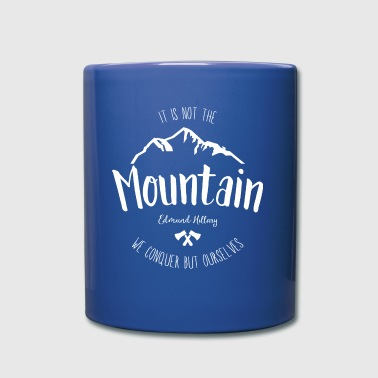 The mountains are calling - Mug uni
