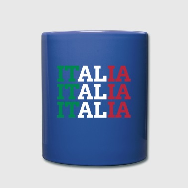 ITALIAN - Full Colour Mug