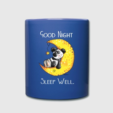 Good Night Panda - Full Colour Mug