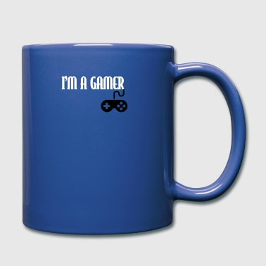 I M_A_GAMER T-SHIRT - Full Colour Mug
