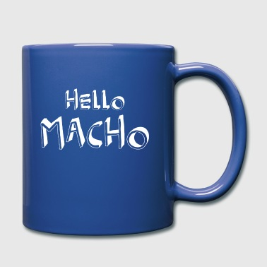 MACHO - Full Colour Mug