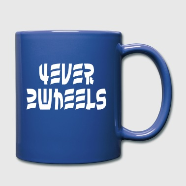 2wheels 4EVER - Mug uni