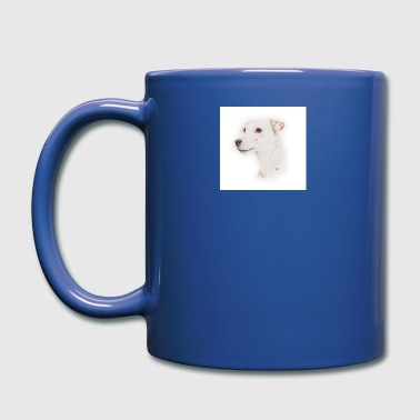 Jack Russell, Whistle - Tasse en couleur