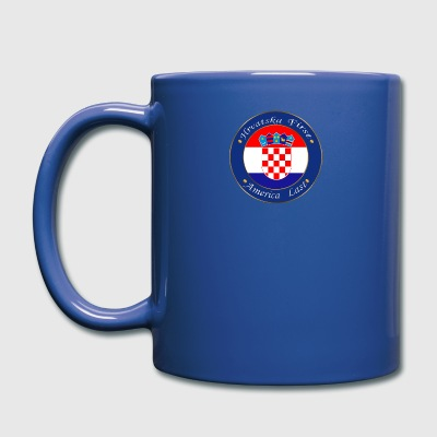 Hrvatska first - Full Colour Mug