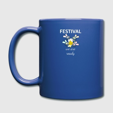 Fest ready - Full Colour Mug