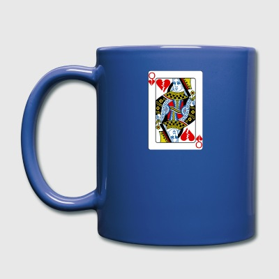 Queen heartthrob - Full Colour Mug