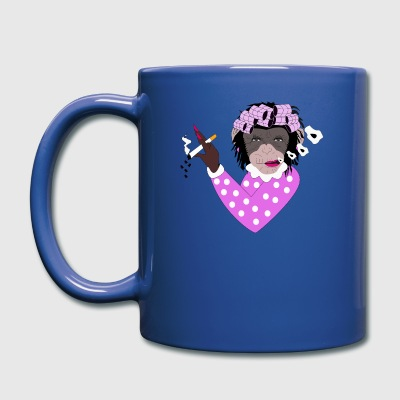FEMALE MONKEY - Full Colour Mug