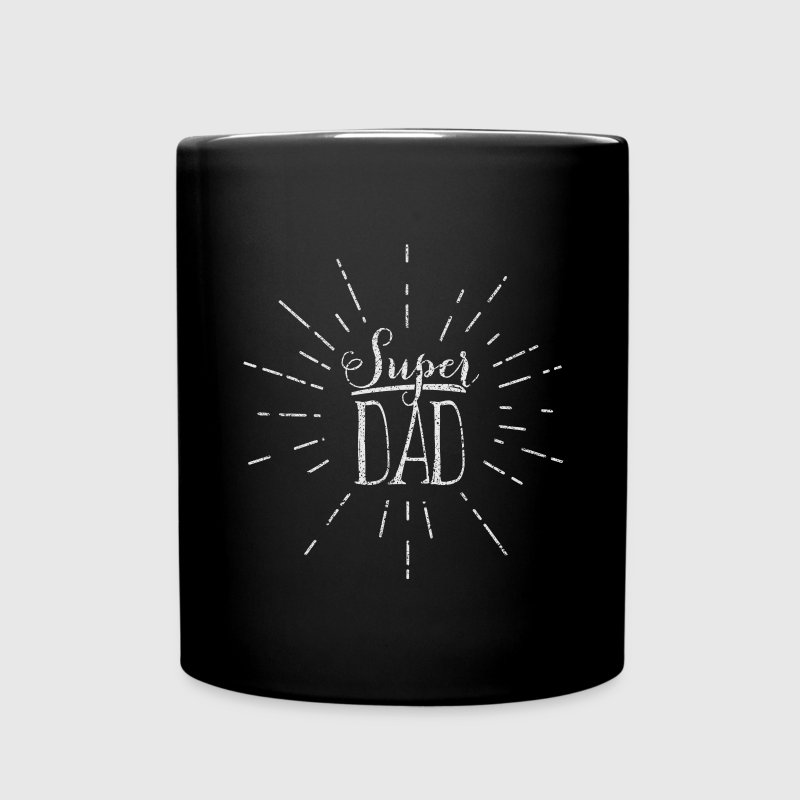 Super dad - Mug uni