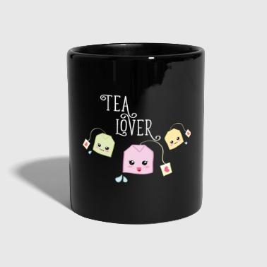 Tea bag kawaii - Full Colour Mug