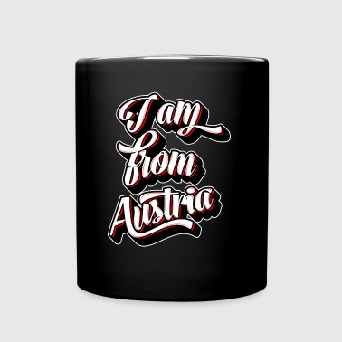 I AM FROM AUSTRIA - Tasse einfarbig