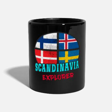 Scandinavie Scandinavie Explorer / Scandinavie / Cadeau - Mug uni