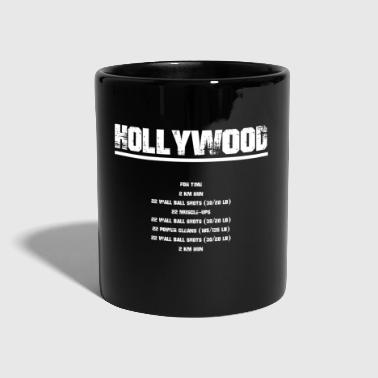 Hollywood - Kubek jednokolorowy