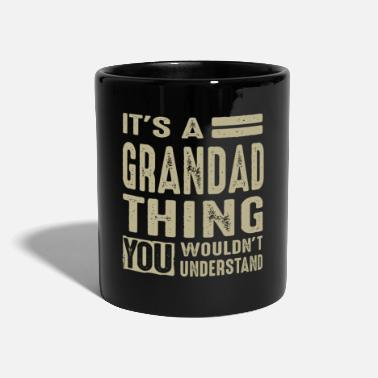Grandad It's a Grandad Thing - Full Colour Mug