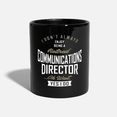 Communism Communications Director - Full Colour Mug