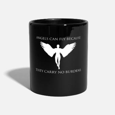 Religious ANGEL SPRAY! GIFT IDEA FOR RELIGIOUS - Mug