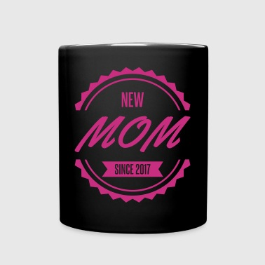new mom since 2017 - Mug uni