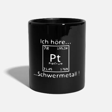 Heavy-metal Heavy Metal - Tasse einfarbig