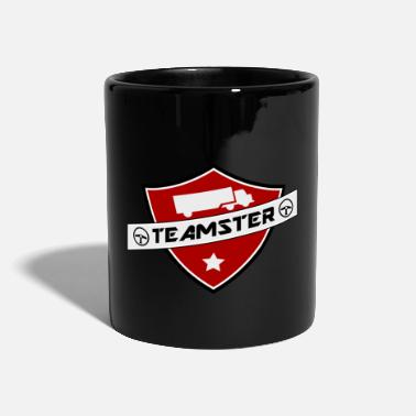 Shield shield teamster - Mug uni