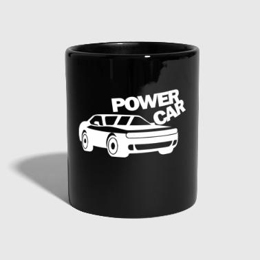 Car Car Power Car Sports Car - Full Colour Mug