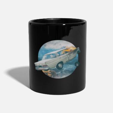 Stunt Vintage Stunt Crash Car - Tazza monocolore