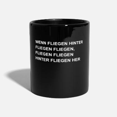 Flies Fly Flies Fly Flies - Mug