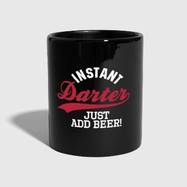 Instante Instant darter just add beer - Taza de un color