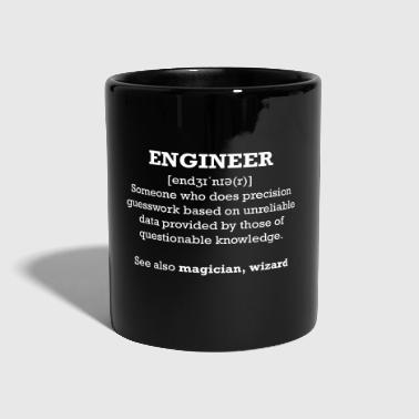 Ingenieur Ingenieur - Engineer - Mok uni